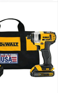 20v dewalt USA made impact