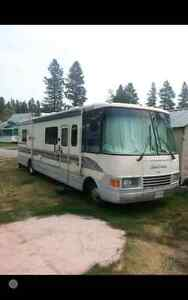 1995 33 ft Seabreeze Motorhome  REDUCED FOR SERIOUS BUYER