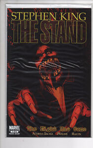 STEPHAN KING THE STAND COMICS: HARDCASES NO MAN'S LAND