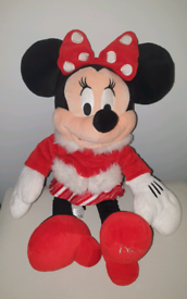 Minnie Mouse Cuddly Toy