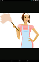 Cleaning lady available preferably clients in ville lasalle