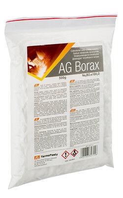 AG BORAX 500g desatascador, agente de limpieza, acción contra insectos Q0066