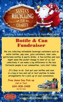 Santa's Recycling for Charity