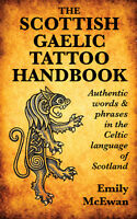 BOOK LAUNCH: The Scottish Gaelic Tattoo Handbook
