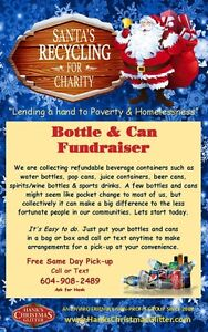 Santa's Recycling for Charity North Shore Greater Vancouver Area image 1