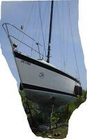 Excellent boat,sail rigging furling self steering excellent