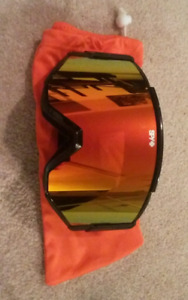 GOGGLES / SPY - ACE MODEL with EXTRA LENS