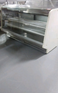 4FT 6 FT 8FT  Bakery case Refrigerated Used Glass Display Cooler