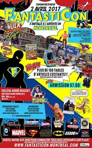 FantastiCon Montreal WANTS YOU!!!