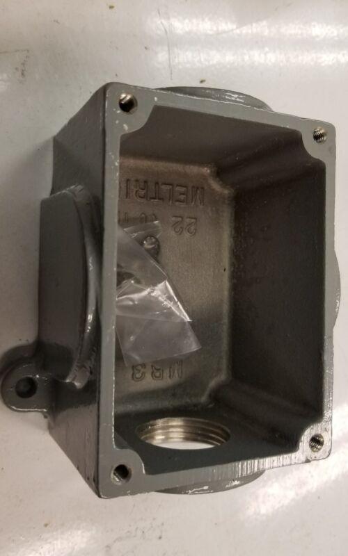Mb3-1 Meltric Junction Box