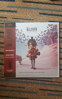 4d4b252ca0f737 SDCC 2017 Comic Con LAIKA Mondo KUBO and the 2 strings 2 disc vinyl Limited  62