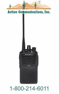 New Motorola Evx-261-g7-5 Uhf 450-5120 Mhz 5 Watt 16 Channel Two Way Radio
