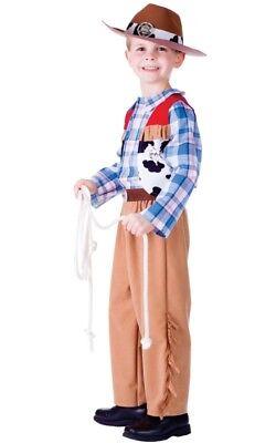 Dress Up America Junior Cowboy Costume
