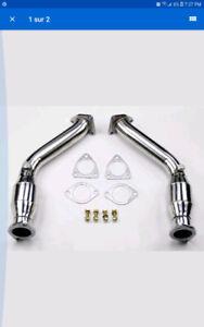 Test pipe infiniti g35 vq35de 2003 a 2007