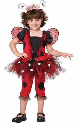 Ladybug Toddler Costume (CALIFORNIA COSTUMES LOVELY LADYBUG TODDLER COSTUME ASST  00152 BRAND)