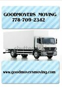 ☎CALL TODAY  www.goodmoversmoving.com. FULL SERVICE MOVING CO.