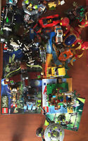 **10+ SETS OF BOYS LEGO FOR SALE**