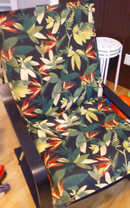 Coussins extérieur pour chaises de parterre