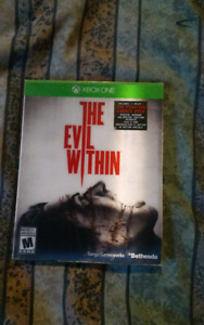 The Evil Within for xbox 1