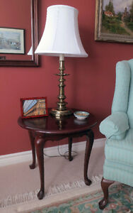 Gibbard End Table (Round)