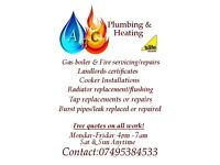Gas engineer & plumbing