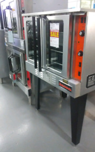 Gas convection oven on Clearance Sale