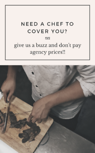 Contract chefs