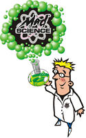 Mad Science Instructor