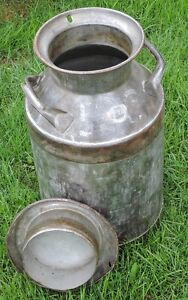 milk can   rare made in Germany  (Firm )
