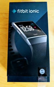 Fitbit Ionic - remplacement de garantie - comme neuve