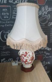 Stunning Lamp, needs new home :)