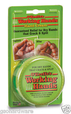 O'Keeffe's Working Hands Cream 3.4oz Jar