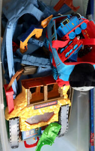 Thomas The Train Playsets, Minis and More!