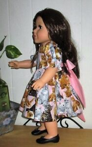 """18"""" Doll Clothes  Hand crafted  American Girl, Journey Girl"""