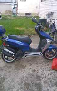 2008 keeway 150cc Scooter **reduced