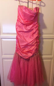 Dress- Robe prom ball