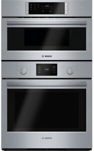BOSCH WALLOVEN AND MICROWAVE COMBO