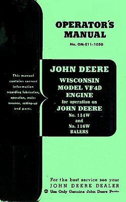 John Deere Hay Baler | Lincoln Equipment Liquidation