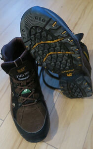 Caterpillar CAT Steel Toe work boots / hikers