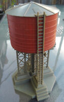 Vintage 1950s O Scale Plasticville Water Tank Tower Unbuilt Kit Longueuil / South Shore Greater Montréal Preview