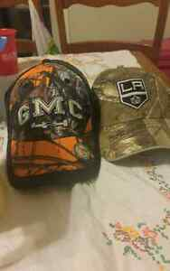 Gmc and lakings camo hat