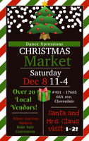 Christmas market at Dance Xpressions Studio