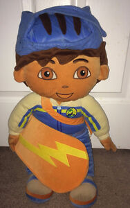 Go Diego Go ~ 2 FOOT TALL ~ Plush Doll from Dora the Explorer