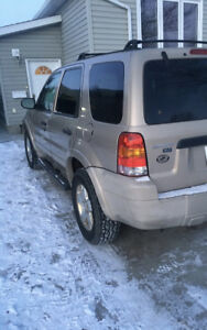 2007 Ford Escape *PRICE JUST REDUCED!!*