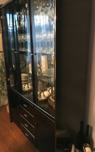 Dining room hutch for sale !  $100