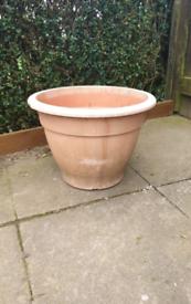 Large Plastic Garden Plant Pot