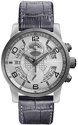 107338   MONTBLANC TIMEWALKER   BRAND NEW CHRONOGRAPH MENS LIMITED EDITION WATCH
