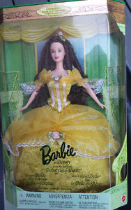 COLLECTIBLE BARBIE - Belle - Beauty and the Beast