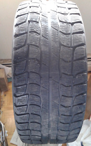 2 Dunlop winter tires. 225/55R16. $50. call 819-230-9767
