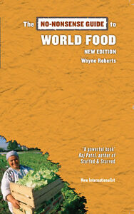 The non-sense guide to world food new edition